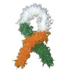 Decorative feather boa Ireland: Amazon.de: Clothing