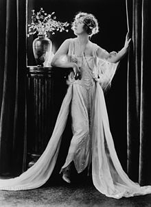 Marion Davies (January 3, 1897 – September 22, 1961) was an American film actress, producer, screenwriter, and philanthropist.