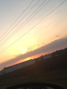 sunset, Rockford, IL