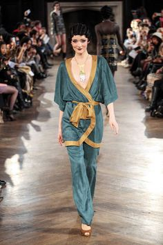 Saunder Fall 2014 Ready-to-Wear Runway - Saunder Ready-to-Wear Collection
