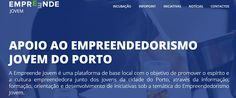 Programa Empreende Jovem  Concurso de Ideias | Jovem Empreende @ Porto