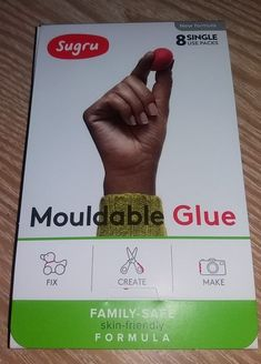 Giveaway: Sugru - The Mouldable Glue