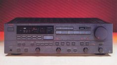 Luxman R-117 Stereo Receiver photo
