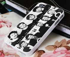 5 Second Of Summer and One Direction for iPhone 4/4s/5/5s/5c - iPod 4/5 - Samsung Galaxy s2/s3/s4 Case on Wanelo / weareoutsider on etsy