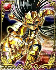 Dragon shiryu ..con la armadura de Libra
