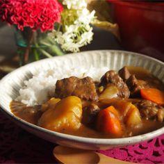 Japan Wagyu beef 黒毛和牛A5等級霜降りカレー肉