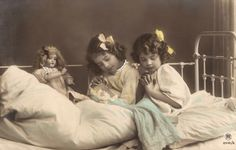 Grete Reinwald Famous Edwardian Stage by TheVintageProphecy