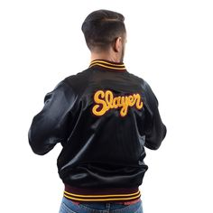 Buffy the Vampire Slayer Satin Jacket – Mondo