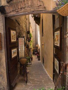 ristoranti a Cortona