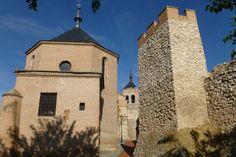 1.Iglesia de San Miguel y Muralla