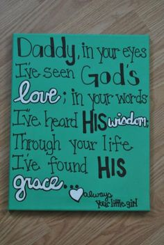If my dad was still alive I would definitely give this to him.