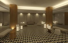 HOTEL CROWNE PLAZA | Algarve | Portugal| by Cristina Jorge de Carvalho Interior Design