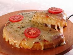 RECEITAS SIMPLES: COMO FAZER PIZZA DE LIQUIDIFICADO