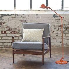 Mid century #accents #decor #details #decorating #decoration #chair #loft #vintage #modern #industrial #living #livingroom #home #homedecor #ideas #inspire #interiors #interiordesign by chiocero