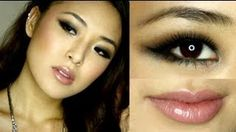 Smoky Eye Prom Makeup Tutorial, via YouTube.