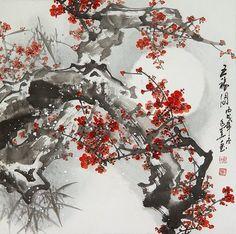 Ume no ki (prunier - 梅の木)