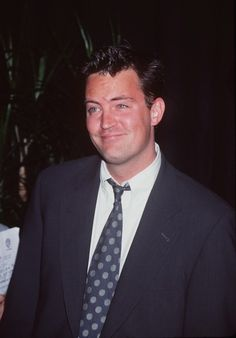 LOOK! AT! HIM! | 17 Photos That Will Make You Fall In Love With Young Matthew Perry
