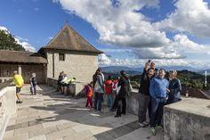 Visite libre de la demeure Renaissance, château de Clermont, pendant les Journées européennes du patrimoine 2017 #hautesavoiExperience