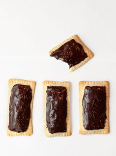 Boston Cream Pie Pop Tarts