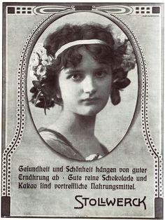 Original-Werbung/ Anzeige 1907 - 1/1 SEITE - STOLLWERCK SCHOKOLADE UND KAKAO | eBay