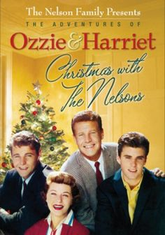The Adventures Of Ozzie & Harriet: Christmas With The Nelsons DVD