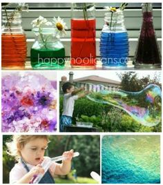 20 Science Activities for Toddlers and Preschoolers Science Activities For Toddlers, Toddler Science Experiments, Science Projects For Kids, Science Crafts, Toddler Art Projects, Preschool Science, Science For Kids, Kids Crafts, Preschool At Home