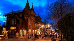 Zakopane, Krupówki / Krupowki - main street of Zakopane, Poland Zakopane Poland, Krakow Poland, Inter Rail, Winter Destinations, Unique Architecture, Most Beautiful Cities, Amazing Places, Walking Tour, World Heritage Sites