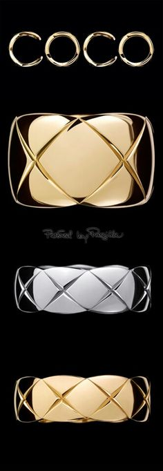 Chanel quilted cuffs | House of Beccaria#