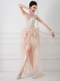 Custom Made Hand Made Prom Dresses 2015, Evening Dresses, Sexy Prom Dresses, Short Prom Dresses