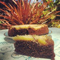 Natural Evolution - Green Banana Flour - Pineapple Upside Down Cake Nut Free, Grain Free, Dairy Free, Flour Recipes, Gluten Free Recipes, Green Banana Flour, Pineapple Upside Down Cake, Evolution, Sweet Treats