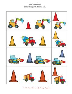 Latest No Cost preschool printables construction Thoughts Do you frequently ponder how you can find the money for it all? Regardless of whether you use Montessori education and Construction Theme Preschool, Construction Birthday, Construction Cost, Construction Machines, Montessori Education, Kids Education, Preschool Printables, Preschool Activities, Preschool Pictures