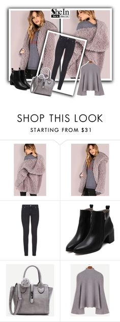 """""""SheIn 2/XIII"""" by nermina-okanovic ❤ liked on Polyvore featuring Paige Denim and shein"""