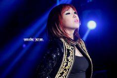 MINZY - 2NE1 #AON in Shanghai