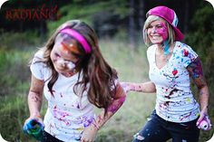 brother and sister paint shoot for me and jake! we would have too much fun!!