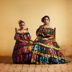 Powerful Portraits Explore the Culturally Rich Traditions of Mexico's Zapotec People - My Modern Met