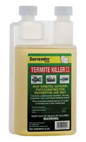 Surrender Termite Killer II. #pestcontrol #termites
