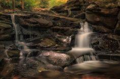 Waterfall by Joe Matzerath - Photo 193170127 / 500px