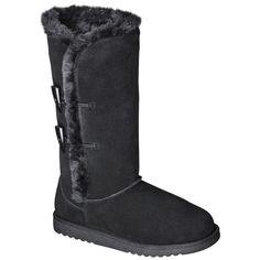 Women's Kallima Suede Shearling Boot size 9