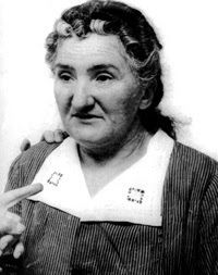 Leonarda Cianciulli was an Italian serial killer, known as The Correggio soap-maker, who transformed at least one of her victims into soap.