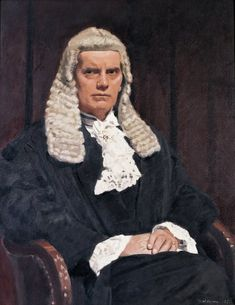 Max Meldrum: Hon G. J. Bell, C.M.G., D.S.O., V.D., (Speaker, House of Representatives) :: WINNER Archibald Prize 1939 :: Art Gallery NSW