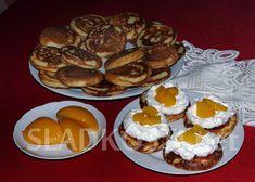Jogurtové lívance s tvarohovou šlehačkou Muffin, Breakfast, Morning Coffee, Muffins, Cupcakes, Morning Breakfast, Cupcake