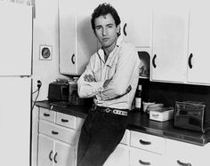 bruce springsteen - welcome in my kitchen anytime he damn pleases