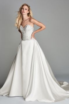 4c97f9719f14 Wedding Dresses 2019 | Bridal Gowns by top Designers at Madame Bridal