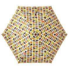 FULTON Umbrella - Microslim-2 Gift Boxed Set by Orla Kiely **BNWT**