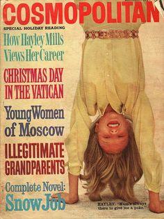 Cosmopolitan December 1962