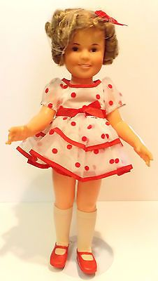 Shirley Temple dolls on ebay - bythebaroness