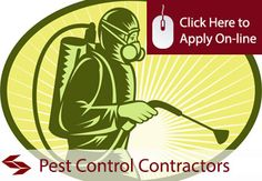 Pest And Vermin Control Contractors Tradesman Insurance - UK Insurance from Blackfriars Group