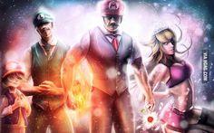 Super Mario Gang: Mafia Style