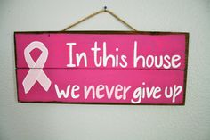 Breast Cancer awareness Breast cancer by FromBelleWithLove on Etsy