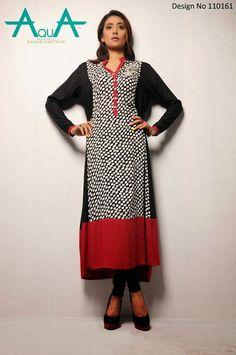 Aqua By Zainab Chottani Eid Ul Azha Collection 2013 For Women